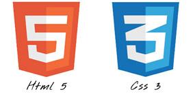 Site web codé en Html + Css