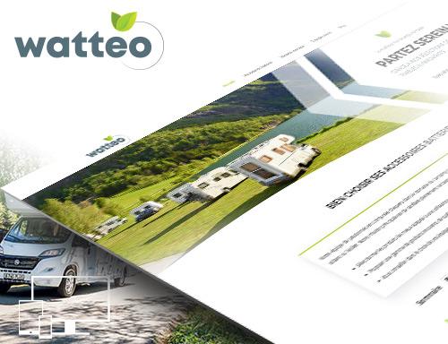 Création du site de comparaison de produits solaires & accessoires batterie