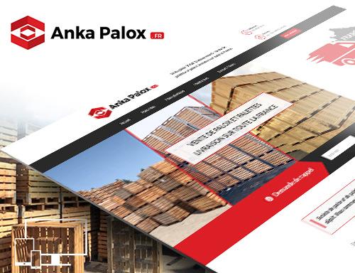 Création du site pas cher Anka Palox