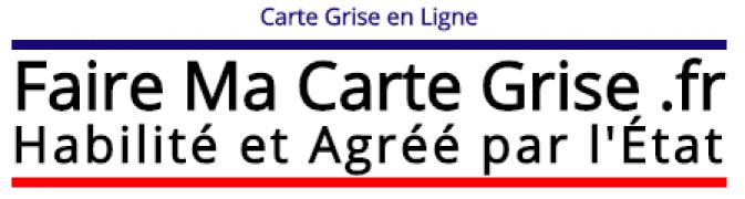 Logo Faire Ma Carte Grise